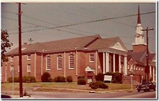 Wynnton Baptist Chruch