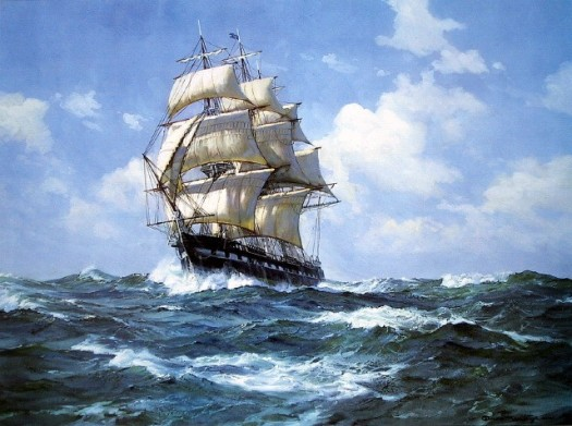 pid_1510-Old-Ironsides---Charles-Vickery-Collection-Limited-Edition-Nautical-Print-10