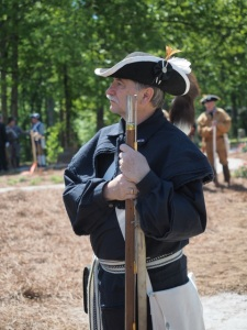 French volunteers were key to U S independence.